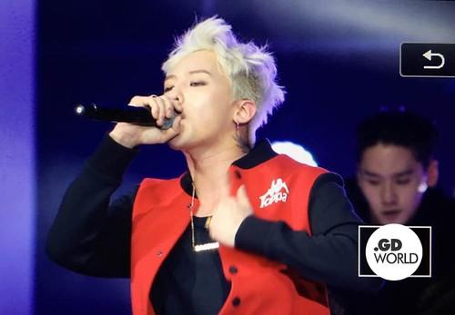 G-Dragon - Kappa 100th Anniversary Event - 26apr2016 - GD World - 06