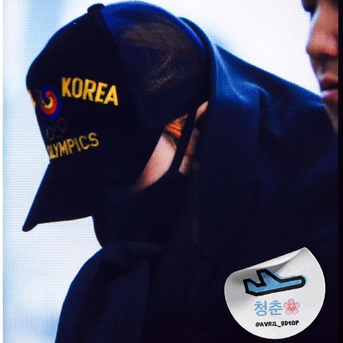 Big Bang - Incheon Airport - 25aug2015 - avril_gdtop - 05