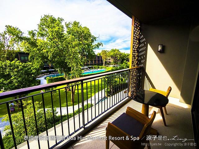 泰國華欣住宿推薦 Hua Hin Marriott Resort & Spa 10