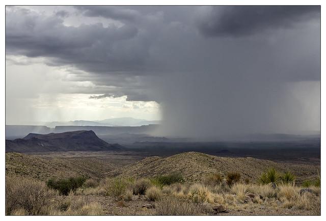 Storm Near Santa Elena
