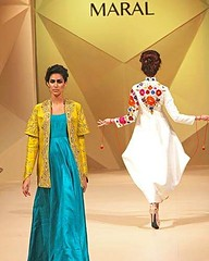 Loving the Dubai Fashion Forward memories !!