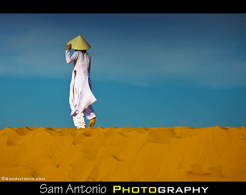 Good Morning Vietnam! by Sam Antonio Photography