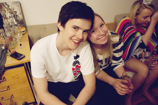 Herman & Irina