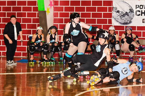 Derby Dames at Jeff 22