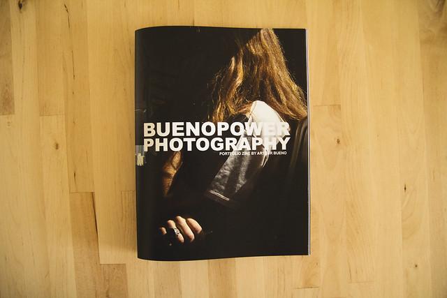 Portfolio Zine Preview