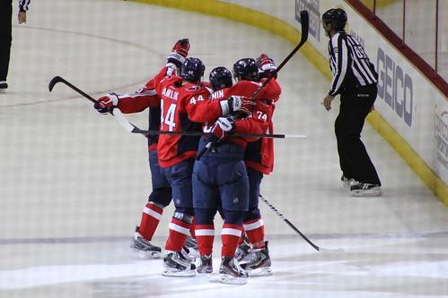 Carlson (74) Celebrates Goal