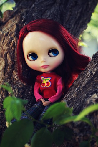 Blythe a day May 3 ~ Cherries