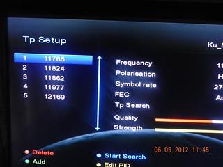 Need Information On Yah Sat 52 5e - Satellite TV Technology - Nigeria