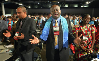 Opening worship at United Methodist General Conference 2012 | by United Methodist News Service