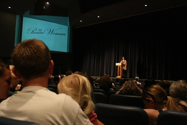 Ree Drummond's Talk