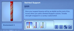Swirled Support