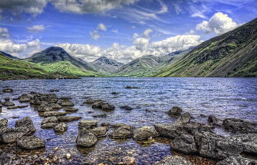 Wast Water - The Lake District