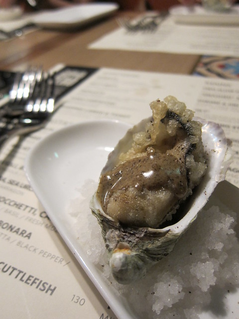 Signature Truffled Fried Oyster