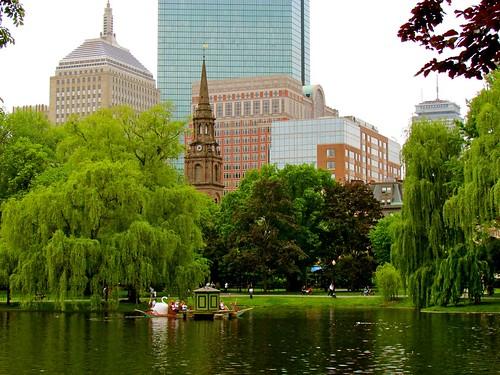 como é viver em Boston