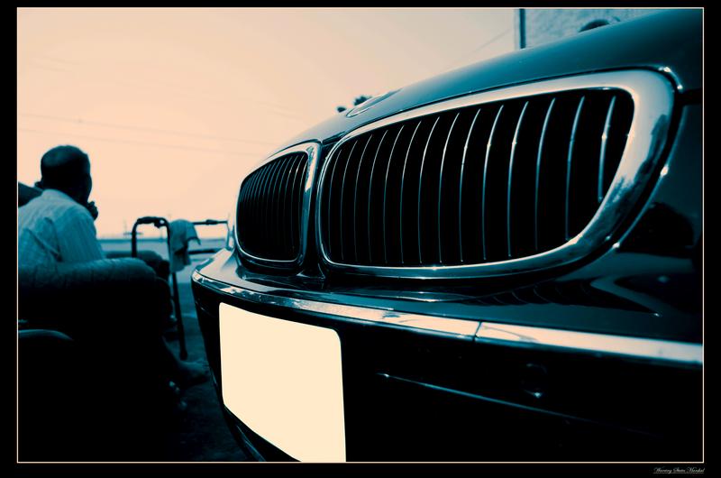 大7 也來湊一腳 BMW-740LI