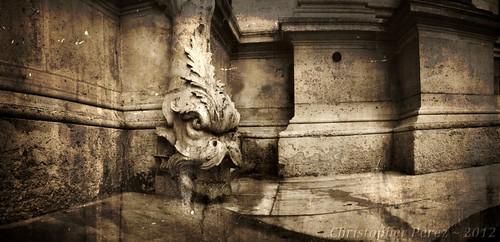 Monstre du Louvre