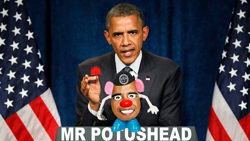 MR POTUSHEAD ANNOUNCED by Colonel Flick