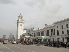Gare de Moscou Kievsky