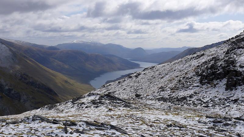 Loch Monar and the Strathfarrars