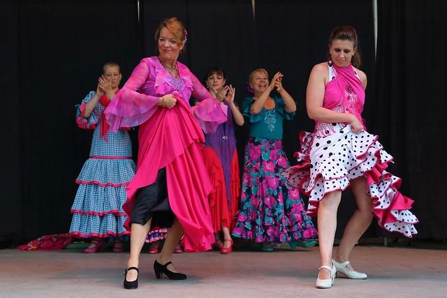 Iberian Spanish Dancers