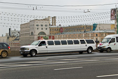 DODGE Excursion limousine