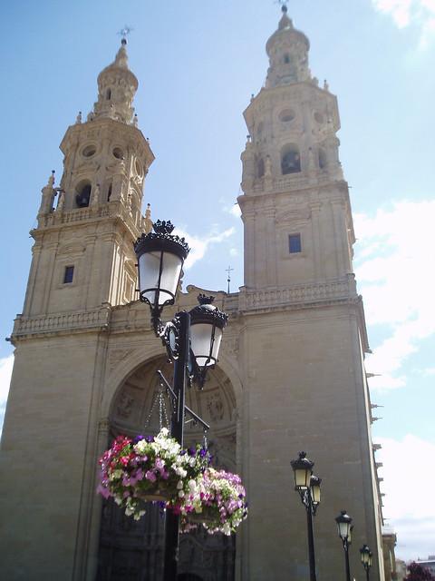 Concatedral de La Redonda Logroño