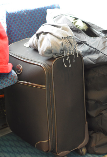 Luggage on Train 2