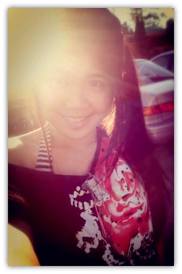 Sunny Day: Nice and Warm