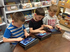 Creating Stories on the iPad