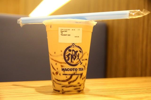 Another Taiwanese Milk Tea - Mocato Tea @ SS15, Subang Jaya