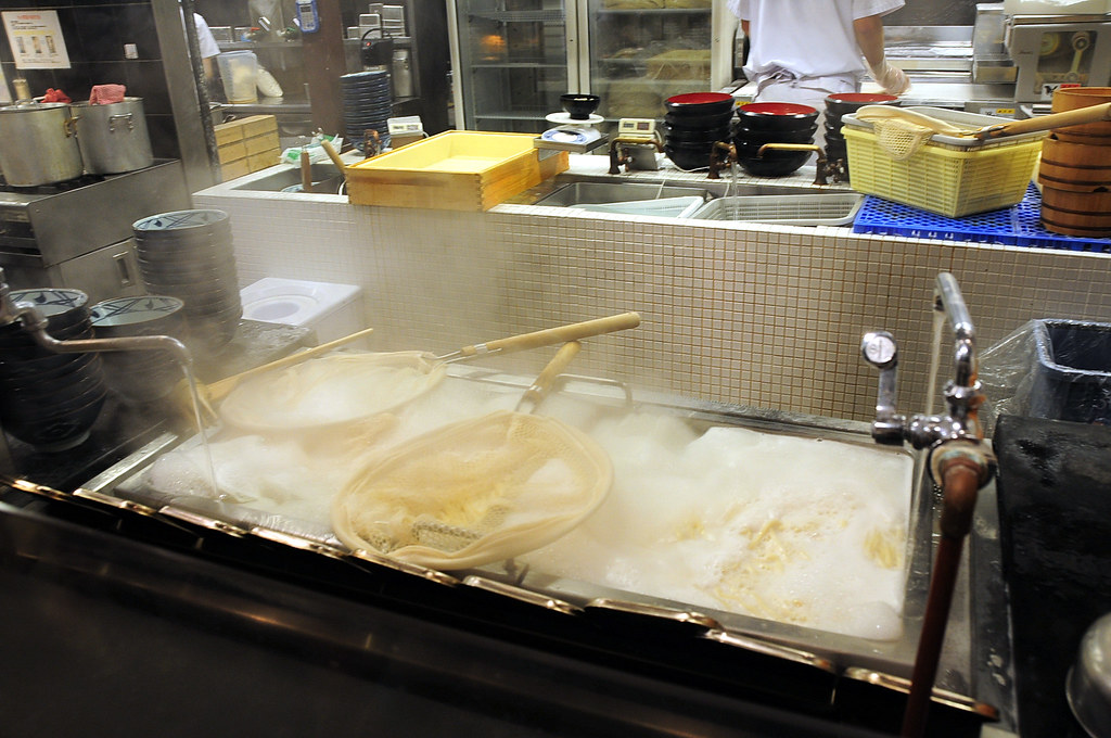 丸龜製麵 @ 京都