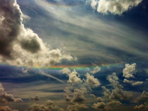 Il cielo sopra Case Selvatiche!!! by meteomike