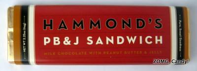Hammond's PB&J Sandwich