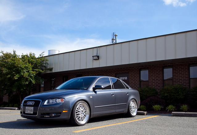 "19"" Audi ST8 Wheels"
