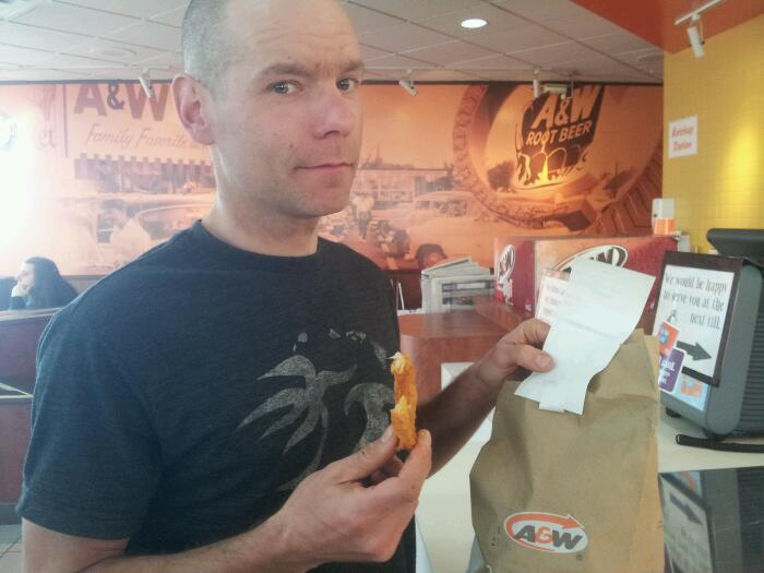 Scott and the A&W