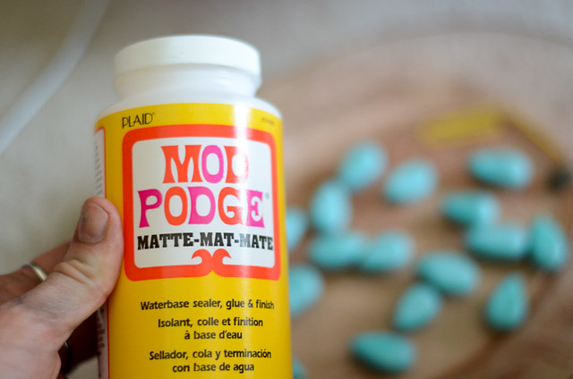 Mod Podge Beads
