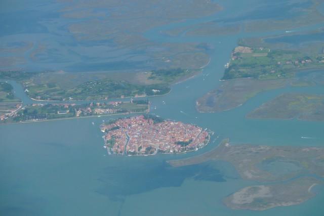 231 - Venezia desde el aire