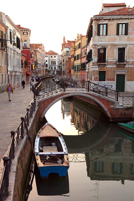 Venice dusk