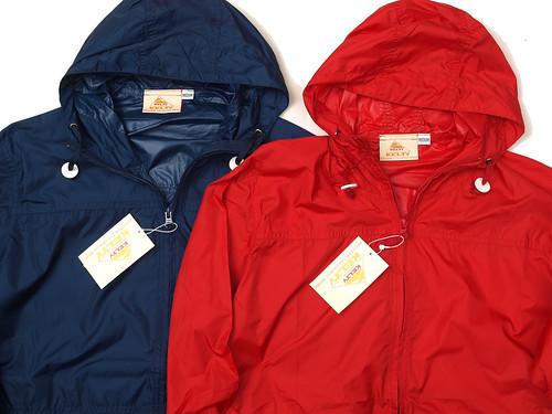KELTY / All Nylon Zip Jacket
