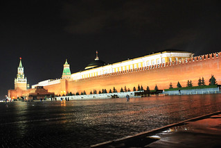 Kremlin sur la Place Rouge