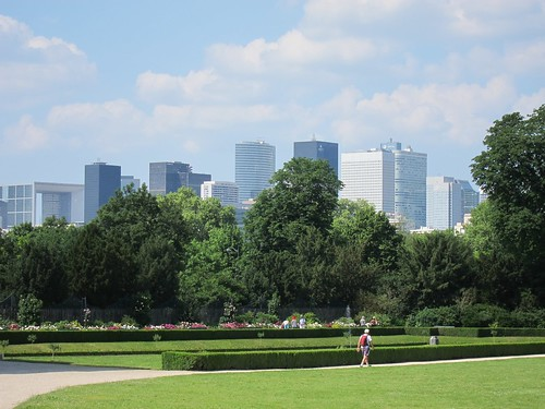 La Defense dominates the skyline