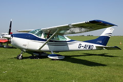 Cessna 182 G-AYWD