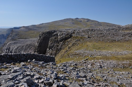 Breabag and dry stone walls