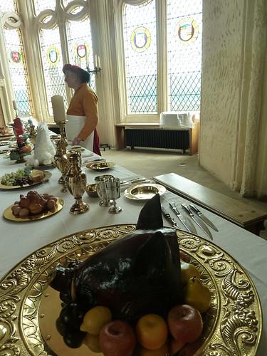 Medieval Food at Stirling Castle