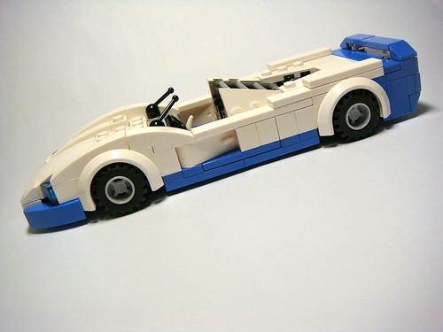 Maserati MC12 7-wide
