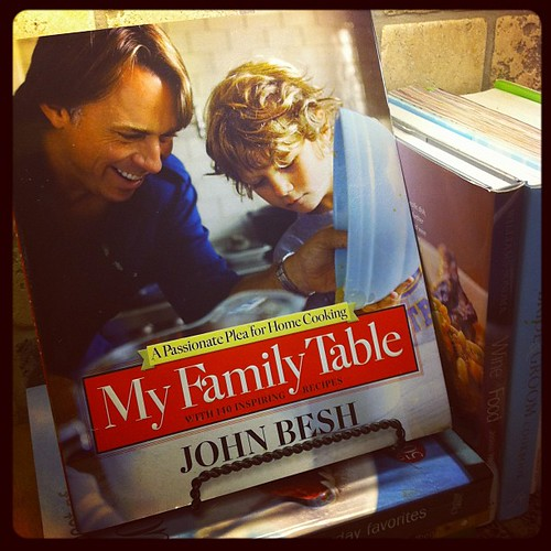 {Day 18} John Besh is in my Five. #somethingyoudontknowaboutme