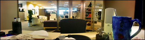 industry coffee work office commerce desk michigan cubicle warehouse mug workspace grandrapids clutter employer kentwood zondervan bookpublisher panomara blogrodent richtatum