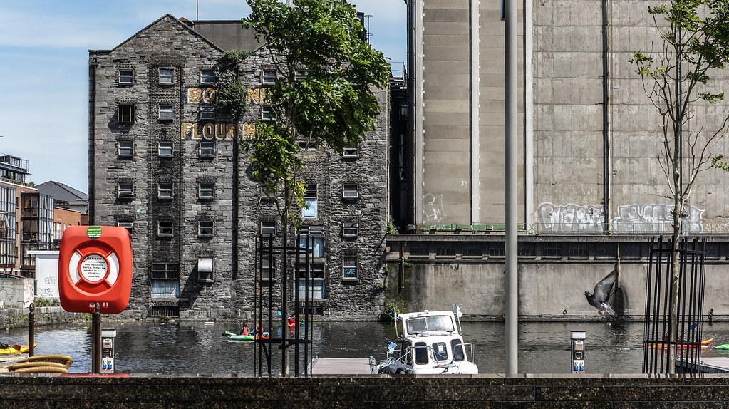 Bolands Mills - Dublin Docklands