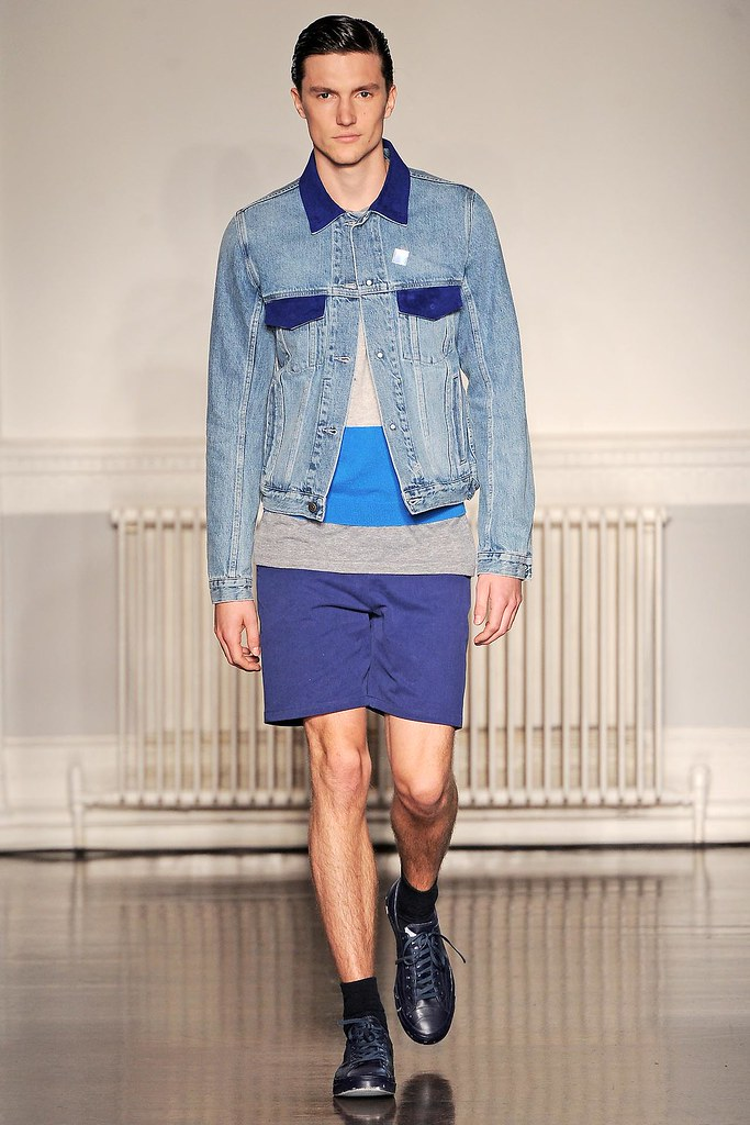 SS13 London Richard Nicoll014_Charlie Timms(VOGUE)