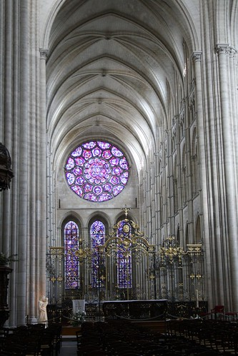 Laon Cathedral Rose window